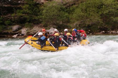 Rafting Ganztagestour